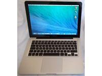 Apple Macbook Pro - OSX Sierra.