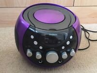 Karaoke machine Goodmans XB9CDG. Perfect condition and great fun to use.