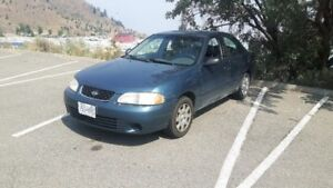 2002 Nissan Sentra- 1.8L 4cyl-  Sedan ** FOR SALE **