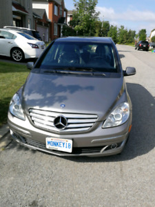 Clean, great condition Mercedes b200