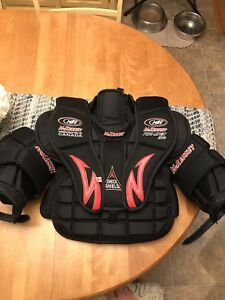 McKenney junior goalie chest & arm protector