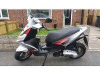 Generoc XOR Moped 49cc - Mot'd Till 16-10-17