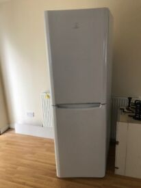 Tall indesit Fridge freezer