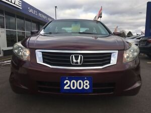 2008 Honda Accord EX/ CAR-PROOF ATTACHED/ SUNROOF