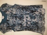 LINED TOP - SIZE 18 - ANNA ROSE - (Kirkby in Ashfield)