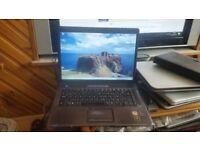 hp compaq Presario v6000 windows 7 80g hard drive 2g memory wifi dvd drive charger
