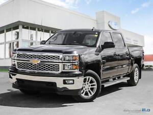 2015 Chevrolet Silverado 1500 $291 b/w tax in | LT | 4x4 |