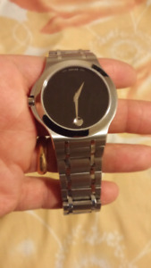 Men watch Movado for sale