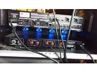 """Line 6 Pod Hd Pro & FBV Shortboard / Rocktron Power Amp / ProCool / Gator - Guitar Rig! """"o.n.o"""""""