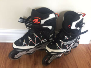 Almost New Rollerblades For Sale!