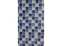 Beautiful blue mosaic tiles for sale