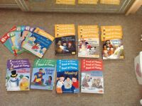 Oxford Reading Tree selection of over 25 books.