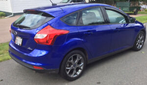 2013 Ford Focus LEATHER LUXURY PACKAGE Hatchback