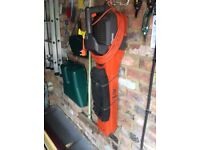 Flymo Garden Vac Leaf Blower - Cable