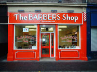 We are looking for a part time Saturday Barber