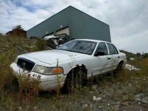 2002 Crown Victoria Parts Car (Police Interceptor)