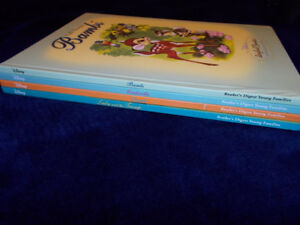 4 Disney-Reader's Digest Young Family Books