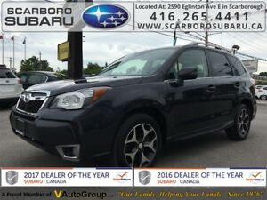 2015 Subaru Forester 2.0XT LTD, FROM 1.9% FINANCING AVAILABLE, P