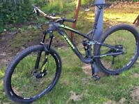 Trek remedy 9.9 2015 Full carbon 29er 17.5/18.5