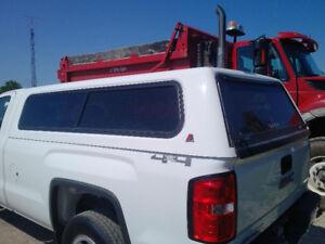 GM truck cap