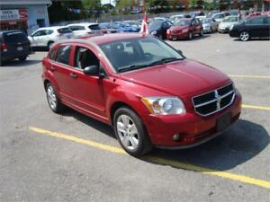 2007 Dodge Caliber SXT Gas Saver !