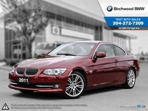 2011 BMW 3 Series 335i Xdrive Navigation!