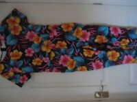 NEW WITH TAGS 'boohoo' CAT SUIT WITH STRETCH - SIZE 12 - (Kirkby in Ashfield)