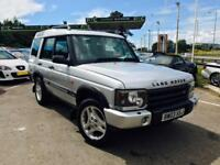 2003 Land Rover Discovery 2.5 Td5 Adventurer 7 Seats **Full History - NEW MOT**