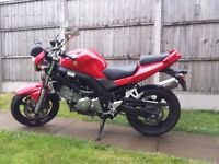 Suzuki SV650 V-Twin (2006) Low mileage *** Naked model***UNMODIFIED**
