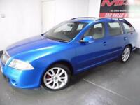 Skoda Octavia 2.0T FSI vRS Estate Just 78986 Miles Sunroof Superb Condition