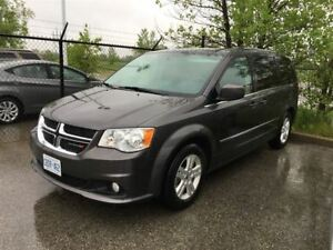 2016 Dodge Grand Caravan CREW/CARPROOF CLEAN/BLUETOOTH/BACKUP CA