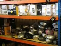 Job lot of 100 radio cd players suit car boot sale
