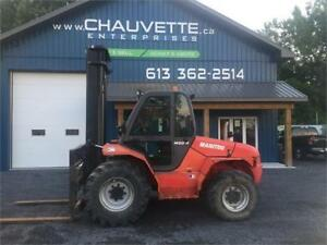 Forklift Manitou M50-4 2007 4x4