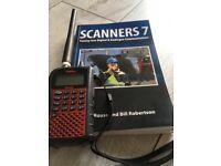 Uniden USC230 radio scanner