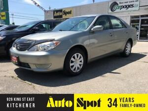2006 Toyota Camry LE/ONLY 60,000 KMS!/NICE, NICE CAR!!
