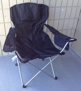 Folding Arm Chair, Tera Gear, with Cooler, NEW