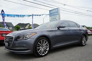 2015 Hyundai Genesis 5.0 Ultimate ONE OWNER | Navi | R.Cam |...