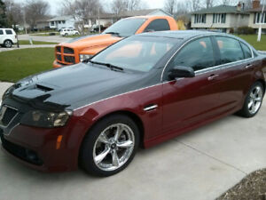 2009 Pontiac G8 GT 6ltr V8 loaded in mint condition
