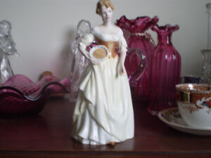 """Royal Doulton Figurine - """" Maid of the Meadow """" HN4316"""
