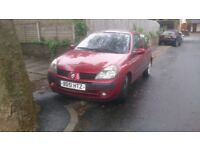 Renault Clio II for sale
