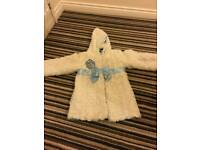 Childrens disney frozen coat