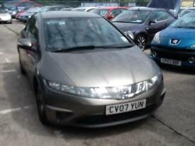 Honda Civic 1.8i-VTEC ( 17in Alloys ) SE 1 PREVIOUS OWNER JULY 2018 MOT