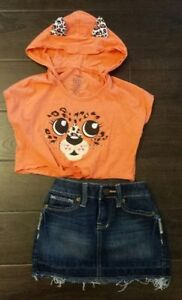 Summer clothes for toddler girl size 5T