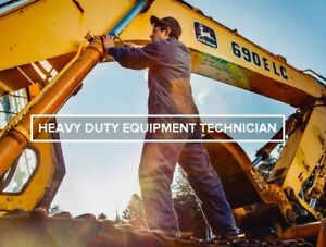 heavy equipment technician