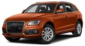 2013 Audi Q5 2.0T LOCAL TRADE, 1 OWNER, PST PAID
