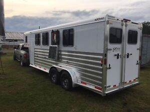 Trailer heading to Horses at Work August 12!