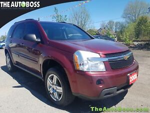 2008 Chevrolet Equinox LS AWD CERTIFIED! ACCIDENT FREE! WARRANTY