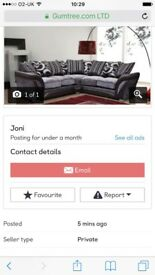 AVOID THE SELLERS OF NEW DFS MODEL SOFAS DAMAGED ON DELIVERY