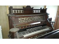 Antique Organ in need if attention