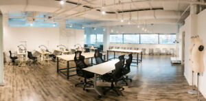 Shared studio/office, Meeting room, Event space - Flexible Terms